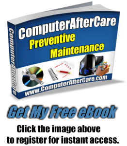 computer preventive maintenance ebook